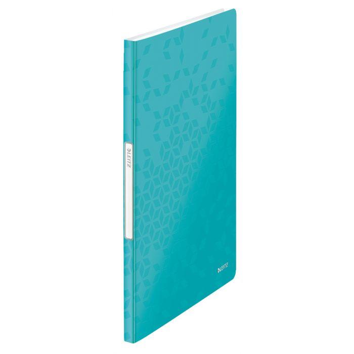 LEITZ Sichtbuch Style PP mit 40 Hüllen A4 seladon-grün