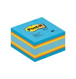 Würfel Balance 76x76mm 3-farbig, 450 Blatt