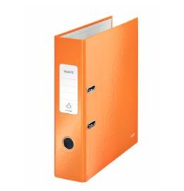 Ordner 180° WOW A4 2-Ring orange metallic 8cm