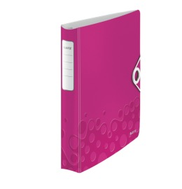 Ringbuch Active WOW A4 pink metallic 30mm