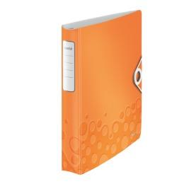 Ringbuch Active WOW A4 orange metallic 30mm