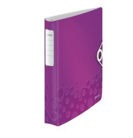 Ringbuch Active WOW A4 violett metallic 30mm