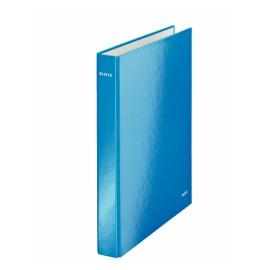 Ringbuch WOW 2-ring A4+ blau metallic 4cm