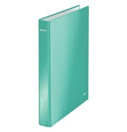 Ringbuch WOW 2-Ring A4 eisblau metallic 4cm