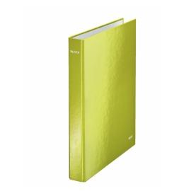 Ringbuch WOW 2-Ring A4 grün metallic 4cm