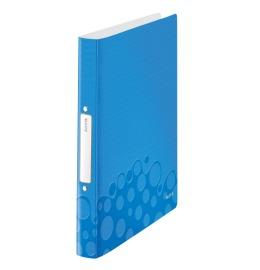 Ringbuch WOW 2-Ring A4 blau metallic 25mm
