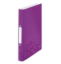 Ringbuch WOW 2-Ring A4 violett metallic 25mm