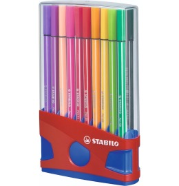 Pen 68 Fasermaler 20er Color Box