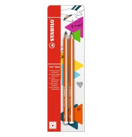 Bleistift Trio Dick HB orange