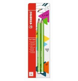 Bleistift Trio Dick HB grün