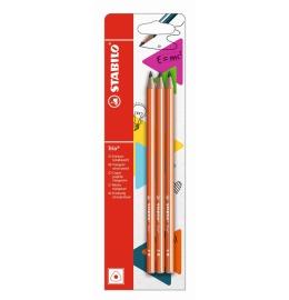 Bleistift Trio HB orange