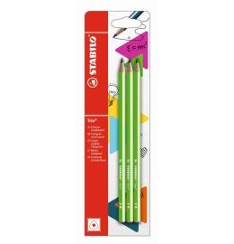 Bleistift Trio HB grün