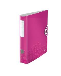 Ordner 180° WOW A4 pink metallic 5cm