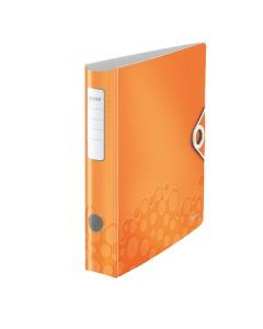 Ordner 180° WOW A4 orange metallic 5cm