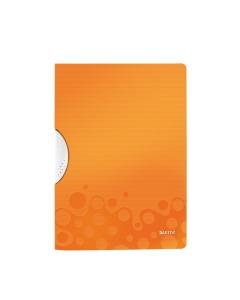 Klemmhefter WOW ColorClip A4 orange metallic 30 Blatt