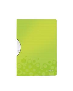 Klemmhefter WOW ColorClip A4 grün metallic 30 Blatt