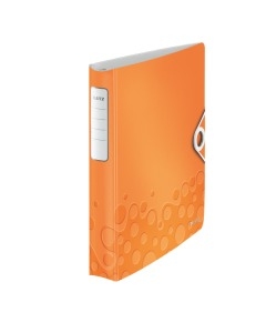 Ringbuch Active WOW A4 orange metallic 30mm