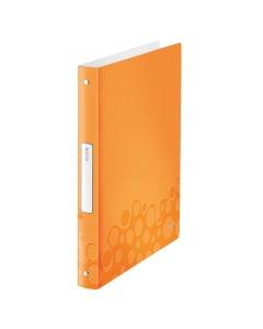 Ringbuch WOW 4-Ring A4 orange metallic 25mm
