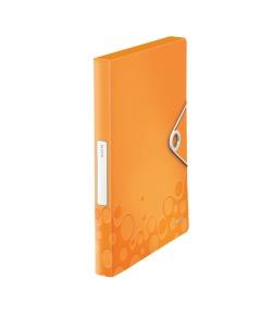 Ablagebox WOW A4 orange metallic