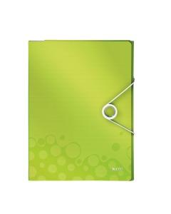 Schreibmappe WOW A4 grün metallic