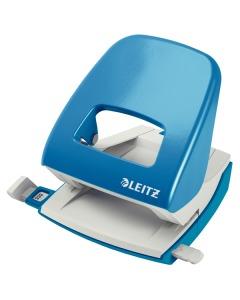 Bürolocher NeXXt 5008 hellblau für 30 Blatt
