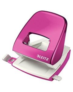 Bürolocher NeXXt WOW 5008 pink metallic für 30 Blatt