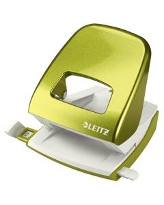 Bürolocher NeXXt WOW 5008 grün metallic für 30 Blatt