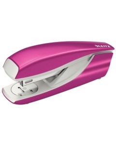 Bürohefter NeXXt WOW 5502 pink metallic für 30 Blatt