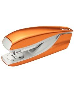 Bürohefter NeXXt WOW 5502 orange metallic für 30 Blatt