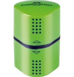 Dreifach-Spitzdose GRIP 2001 hellgrün