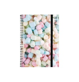 Emotions weekly Candies A7 d/f/i/rg 8x12,5cm 17 Monate