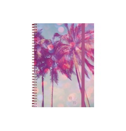 Emotions weekly Tropical Pink d/f/i/rg 8x12,5cm 17 Monate