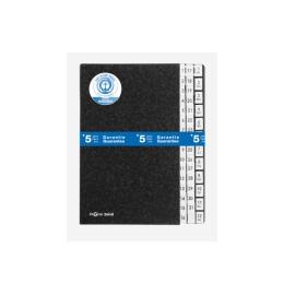 PultordnerClassic A4 1-31/Jan-Dez. DE 4-teilig