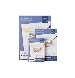 Aquarellblock A4 10 Blatt, Hobby, 300g