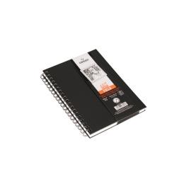 Art Book One 12,5x18cm 90 Blatt, mit Spirale
