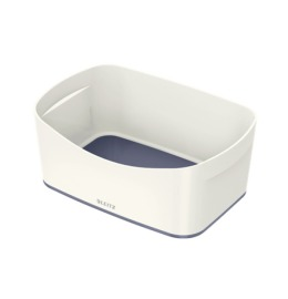 MyBox Aufbewahrungsschale weiss/grau