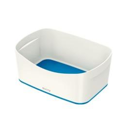 MyBox Aufbewahrungsschale weiss/blau