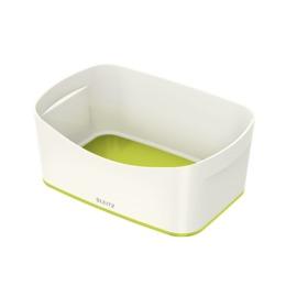 MyBox Aufbewahrungsschale weiss/grün