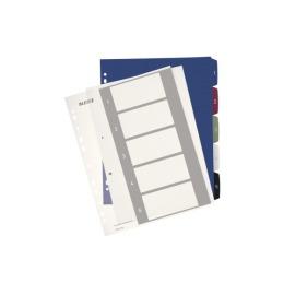 Register PC-beschriftbar A4+ Style, 1-5 multicolor