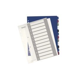 Register PC-beschriftbar A4+ Style, 1-12 multicolor