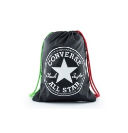 Converse Cinch Bag Black/White, 14L