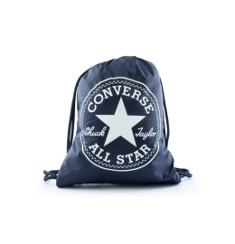 Converse Cinch Bag Deep Navy/White, 14L