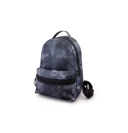 MINI Backpack Black/White