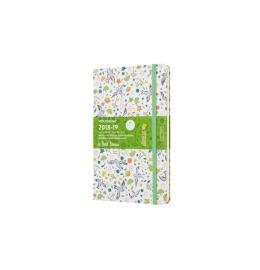 Wochen-Notizkalender Prinz A5 2018/2019, liniert, HC,