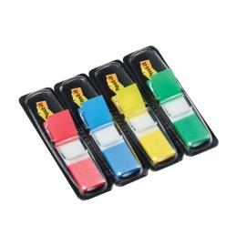 Index Mini Promo 11.9x43,2mm 4 Farben, 6 Blister