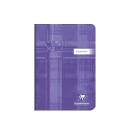 Carnet Vocabulaire 14,8x21cm Vocabulaire