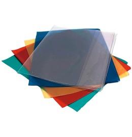 Heftumschläge 17x22cm transparent
