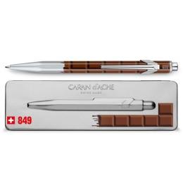 Kugelschreiber 849 Schokolade Etui