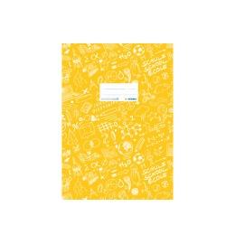 Heftschoner A4 gelb