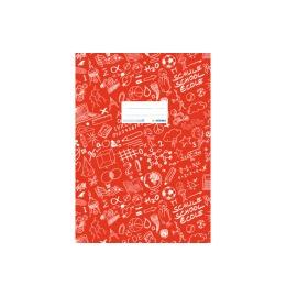Heftschoner A4 rot